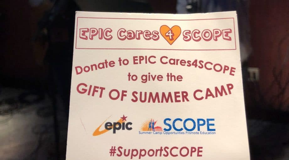 EPIC Cares4SCOPE