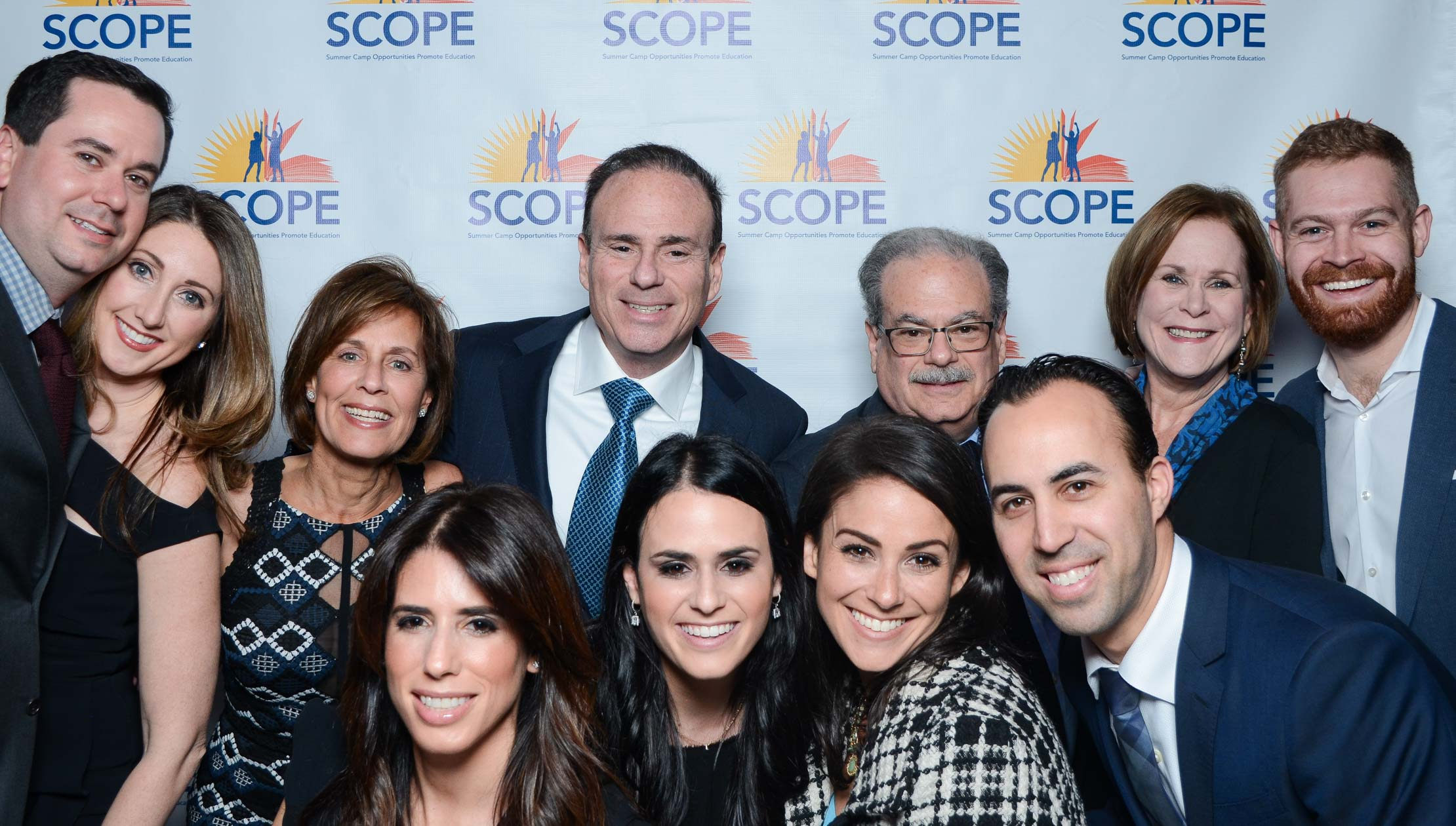 Jay Jacobs at a SCOPE Benefit