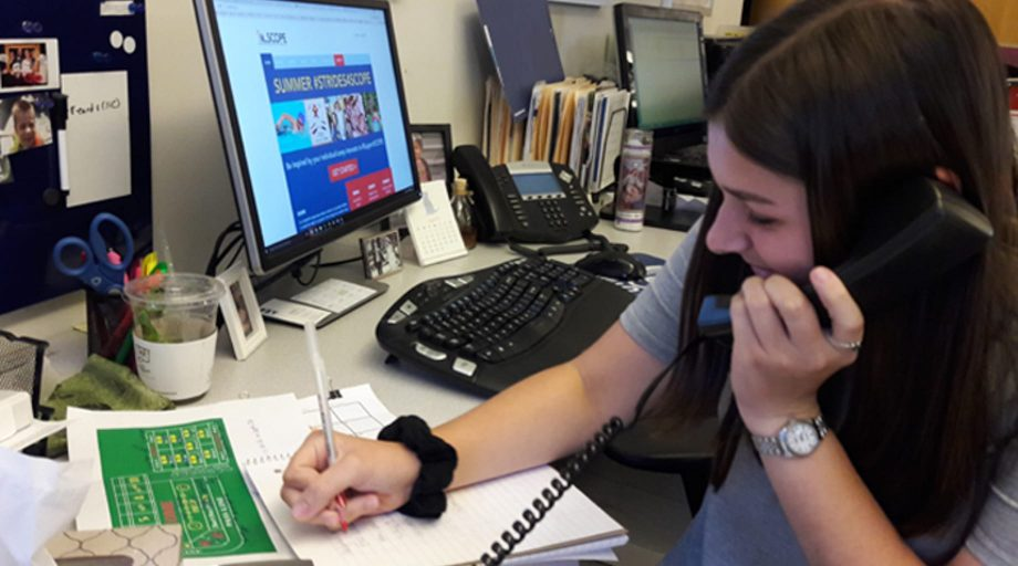 Intern or Volunteer your Admin skills