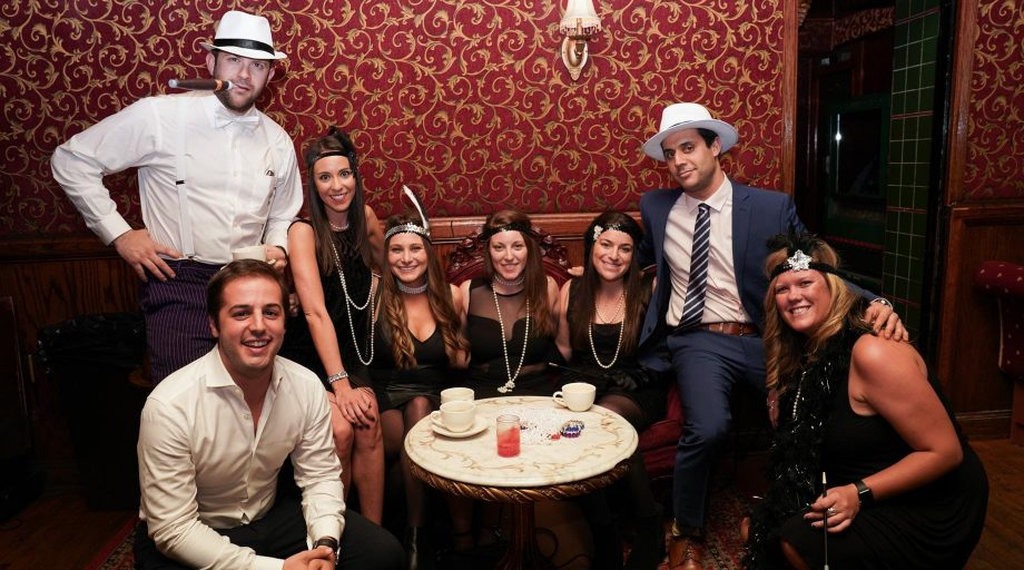 Young Professionals at SpeakEasy4SCOPE