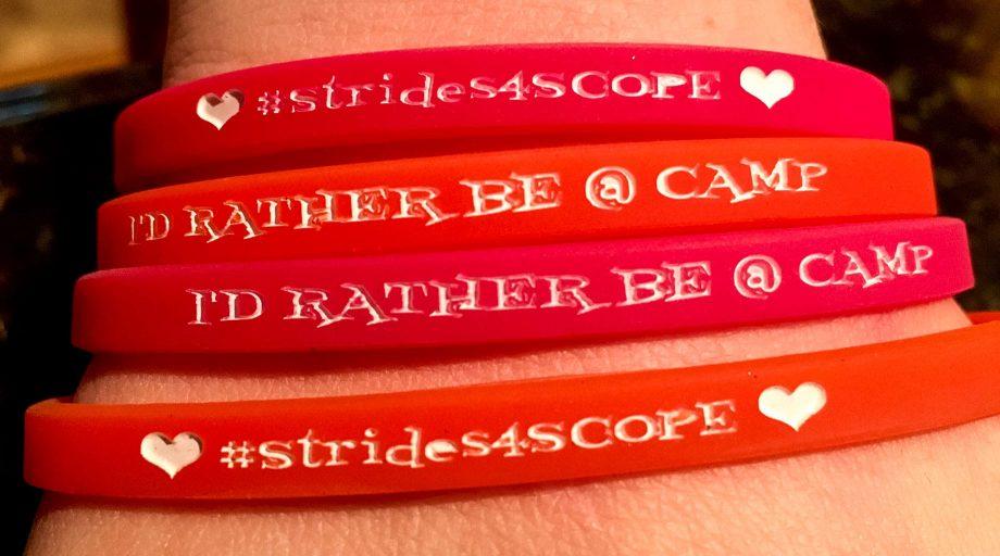 Camp bracelets