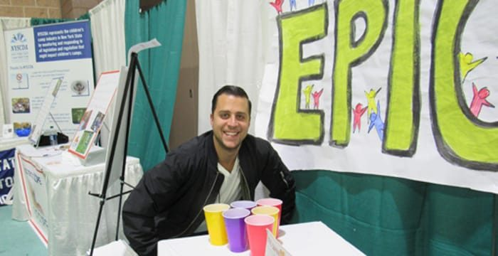 EPIC Cares4SCOPE table event