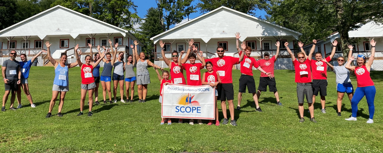 Summer Strides for SCOPE