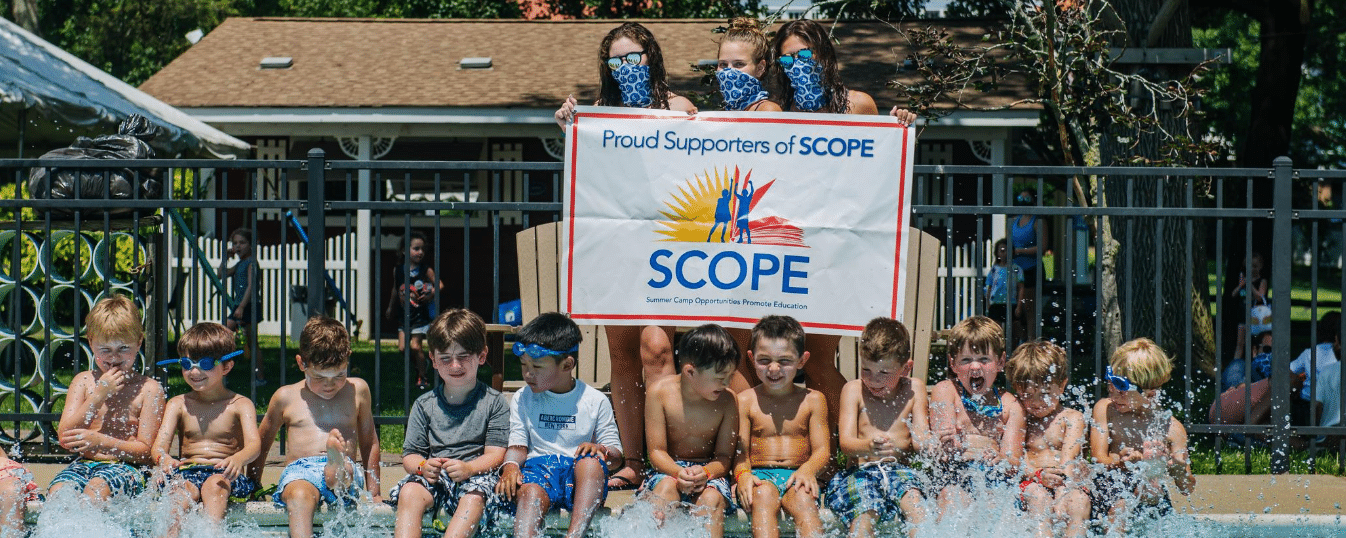 Proud Supporters of SCOPE