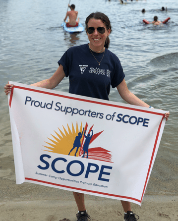 proud supports of scope